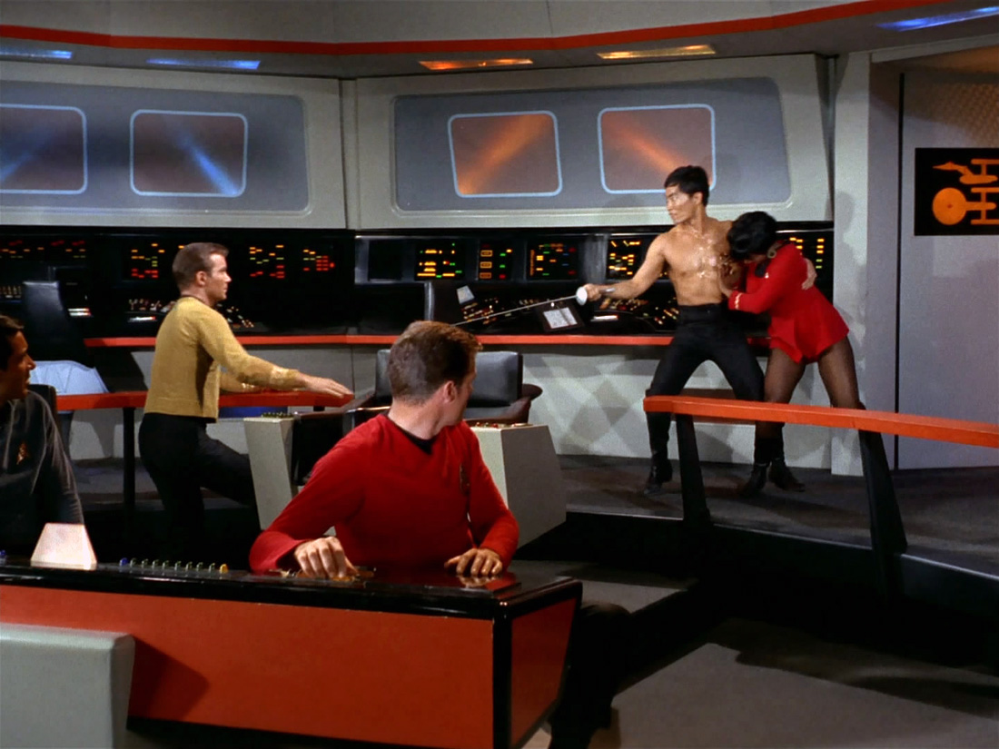 Star Trek: The Naked Time